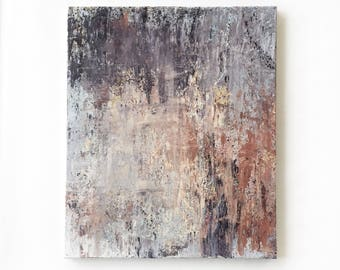 Acrylique sur toile - 10F