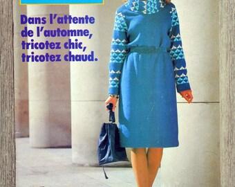 Your magazine 213 knitting magazine - fall (Vintage)