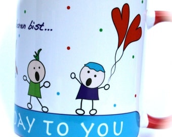 Cup favorite people, coffee mug with saying that gift for women, cups with saying that.