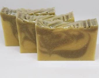 Handmade soap 2 Clays for Acne