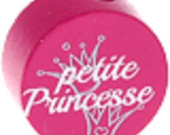 Round small Princess fushia