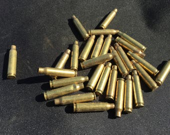 5.56 .223 Once Fired Military Jewelry Brass