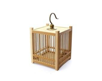Decorative bird cages