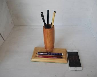 Desk Pen and Pencil holder.