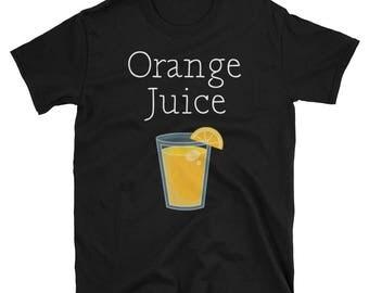 Orange Juice Gift T-Shirt