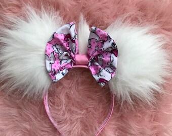 Marie Ears / Aristocat Ears / Disney Ears