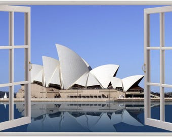 Australia Wall Decal Etsy - Window decals for home australia