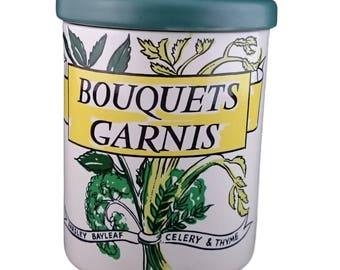 Herb Storage Jar from Holkham