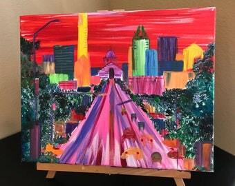 Vibrant Austin