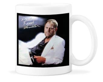 Phil Kessel Thriller Reaves Kessel Tshirt Mug Reaves Kessel Tee Mugs Hockey Thriller Ryan Reaves Thriller Funny Kessel Tshirt Cup