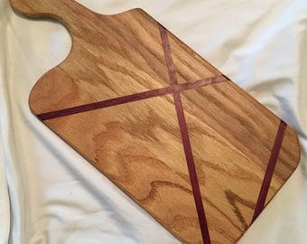 Artisan Cheese Paddle Cutting Board
