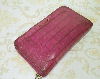 Authentic Miu Miu Ladies Wallet