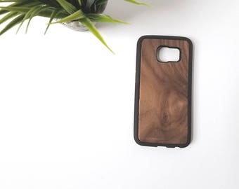 Samsung Galaxy S6 edge Real Wood Phone Case