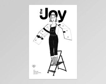 The Joy. Issue N.1