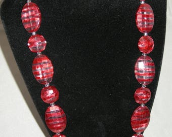 Holly Berries Necklace