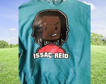 Custom Issac Reid Hoodie