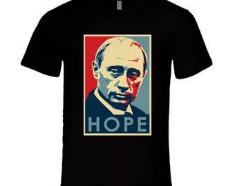 Putin 2 Hope T Shirt