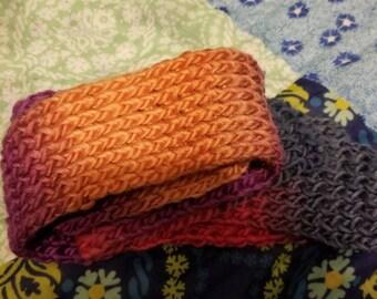 Sunshine daydream scarf
