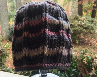 2way Messy Bun Hat