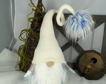 REDUCED Handmade Nordic Gnome/Tomte/Nisse