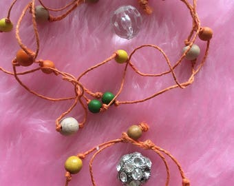 Handmade jewellery sets