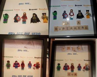 Superhero Frame
