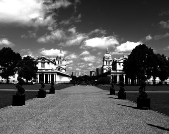 A2 Photo print- Greenwich
