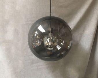 Tinted Globe Pendant