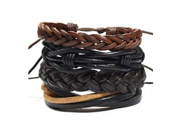 Braids Bracelet Set