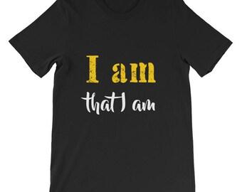 I am that I am Short-Sleeve Unisex T-Shirt