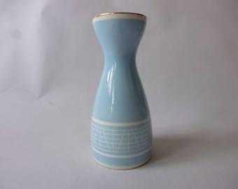 """Porcelain vase Weimar Porcelain """"Elke"""" 1950/60s"""