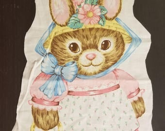 Bunny Precut Fabric