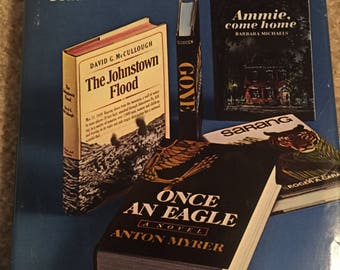 Reader's Digest Condensed Books Volume 4-1968- The Johnstown Flood and 4 Others