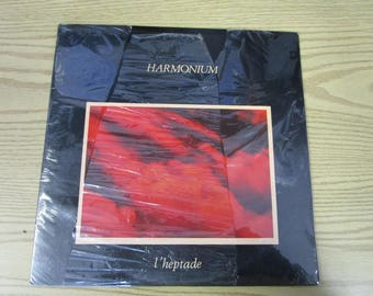Harmonium / L'Heptade / Sealed Vinyl Double LP / CBS / PGF 90348
