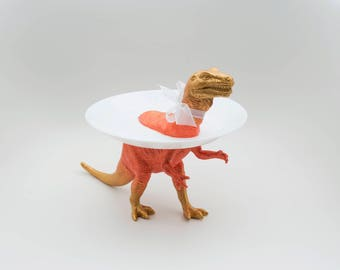 Fire Desire - Serving platter, personalised gift, dino plate, unique dinosaur decor, handmade, serving snacks, dinosaur gift, wedding, xmas