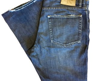 Calvin Klein Jeans - 90s - 33x34 - Designer - Jeans - Streetwear - High End Fashion
