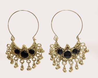 artificial earrings afgani earrings indian jewellery