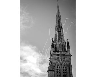 Saint Mary's Cathedral, Sydney, Australia - photography - print - travel photography