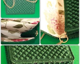 100% Handmade Italian Bag