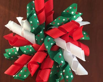 Christmas corker bow
