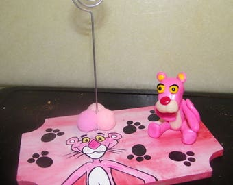 Pink Panther picture holder
