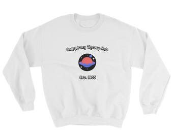 Conspiracy Theory Club Sweater 2