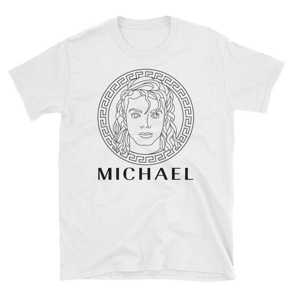 Medusa Michael Softstyle Unisex Shirt