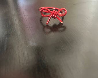 Coil bow ring