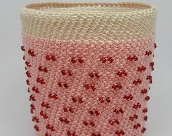 Hide Jar pink hook pearl