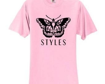 "Harry Styles ""Butterfly Tattoo"" T-Shirt"