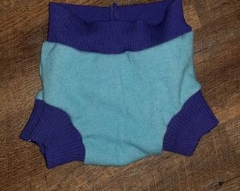 Large Wool Diaper Soaker