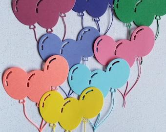 Let's Celebrate Balloon Die Cuts