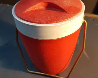 Original Kitsch 1950s Ice Bucket