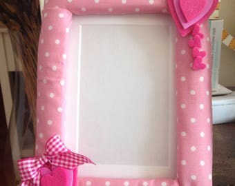 Custom Fabric Frames